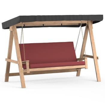 hochlehner auflage nach ma mit stegsaum abziehbarer. Black Bedroom Furniture Sets. Home Design Ideas